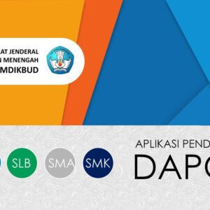 Sinkronisasi Aplikasi Dapodikdasmen Versi 2020 Periode Semester 2 Tahun Ajaran 2019/2020